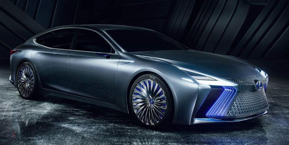 Lexus Driver-Assist System, Coming This Year, Could Rival Cadillac Super Cruise