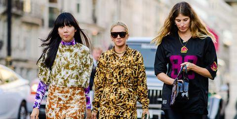 Street fashion, Fashion, People, Yellow, Snapshot, Eyewear, Sunglasses, Street, Urban area, Fun,