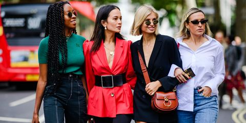 7320ff3555a67b London Street Style Spring 2019 - The Best Street Style from London ...