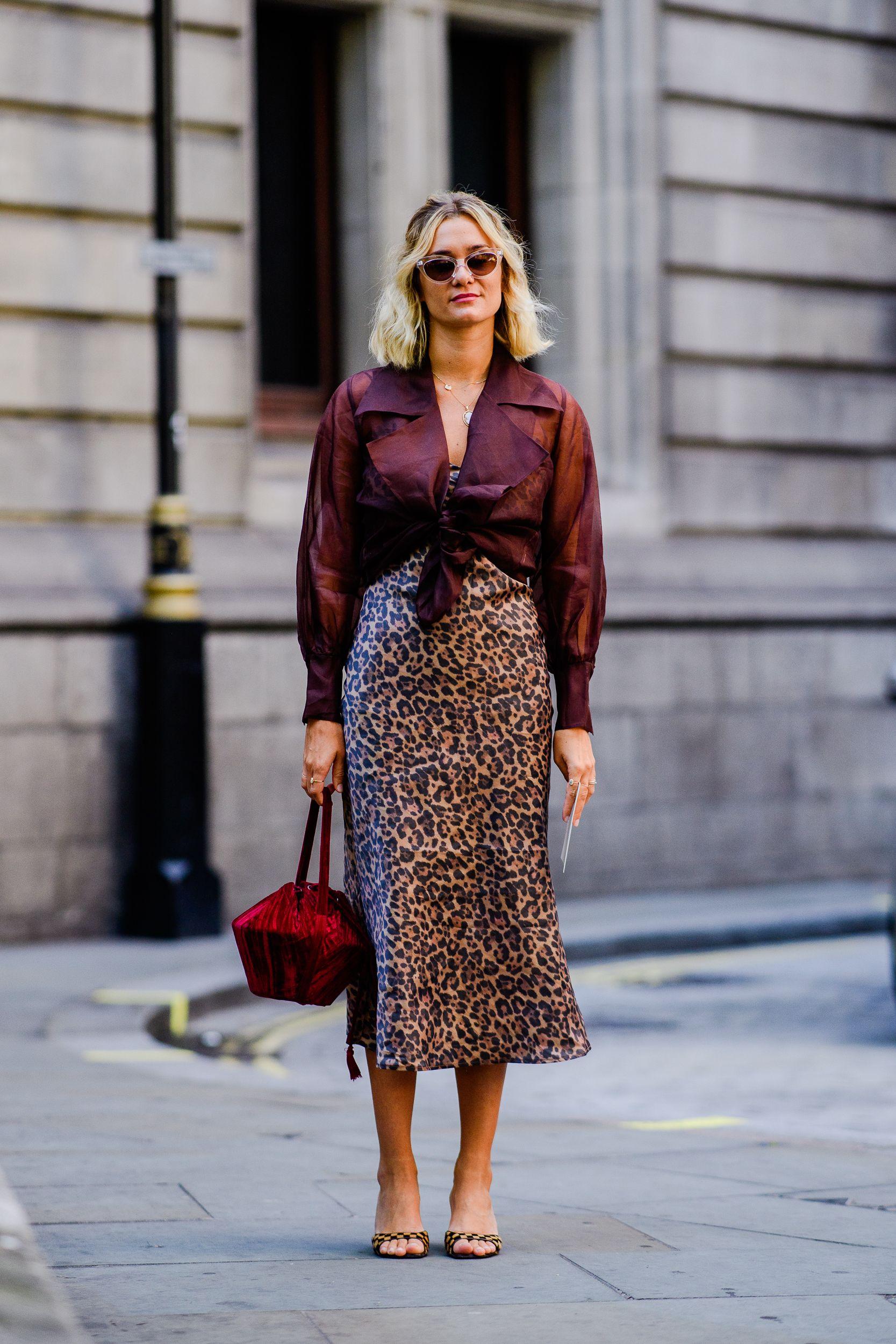 Best Street Style At London Fashion Week Spring 2019 London Street Style Fashion