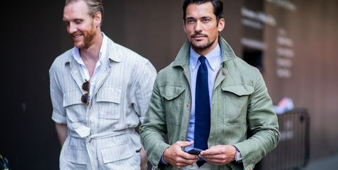 f4e6f55e1ab3 The Best Street Style From London Fashion Week Men s Spring Summer 2019