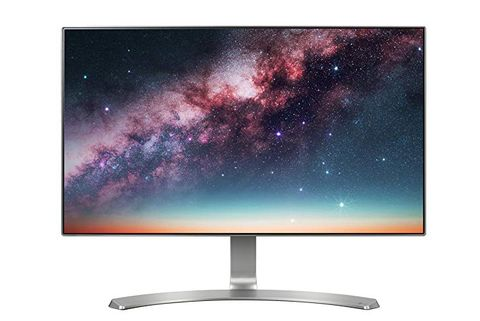 Computer monitor, Display device, Sky, Output device, Computer monitor accessory, Lcd tv, Technology, Led-backlit lcd display, Screen, Television,