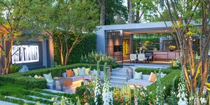 LG Eco-City Garden - Chelsea Flower Show 2018