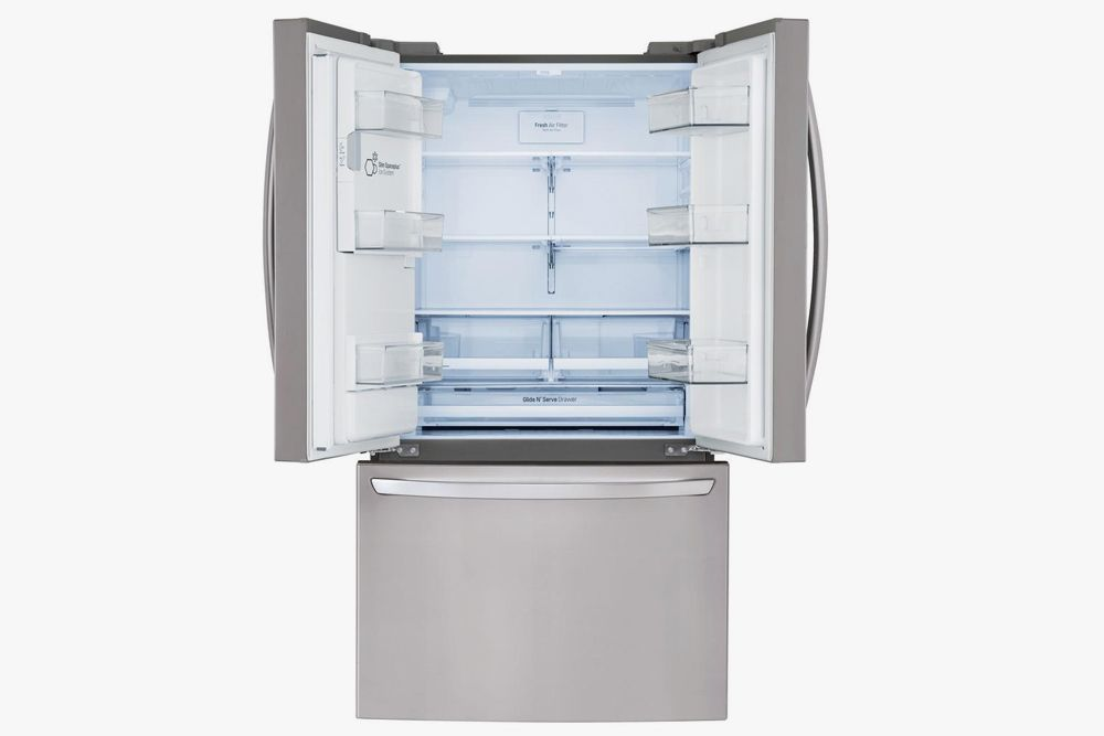 Built In French Door Smart Refrigerator With WiFi Enabled