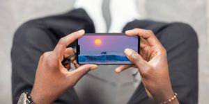 LG G8 ThinQ Android Smartphone
