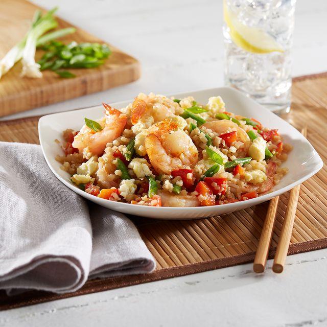 optavia diet shrimp recipe
