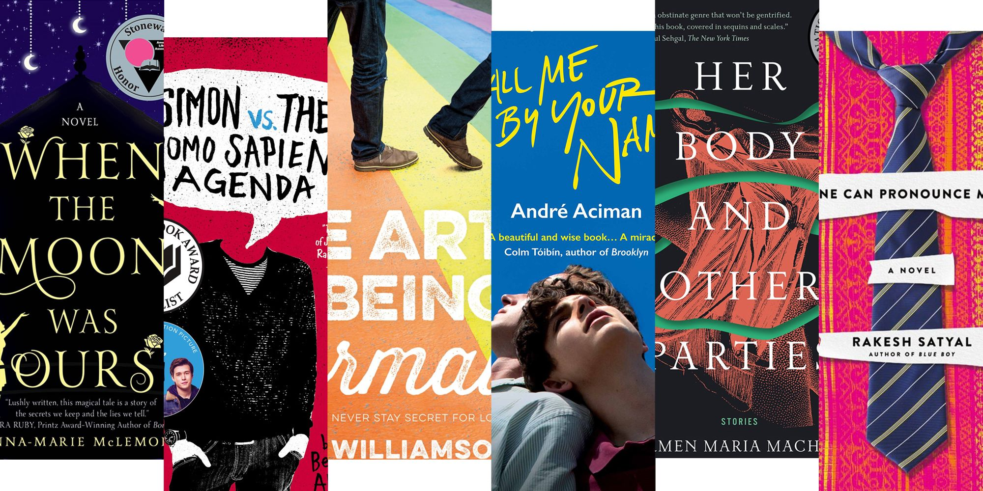 11 Best Lgbt Books To Add To Your Reading List Best Lgbt Books Of 2018