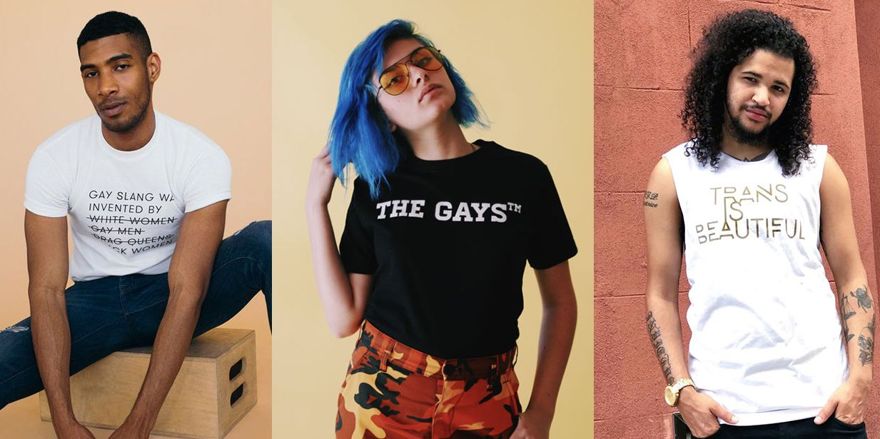 #ShondalandStyle: 25 T-Shirts to Show Off Your LGBTQ+ Pride