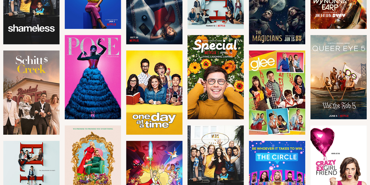 15 LGBTQ TV Shows on Netflix to Binge Right Now