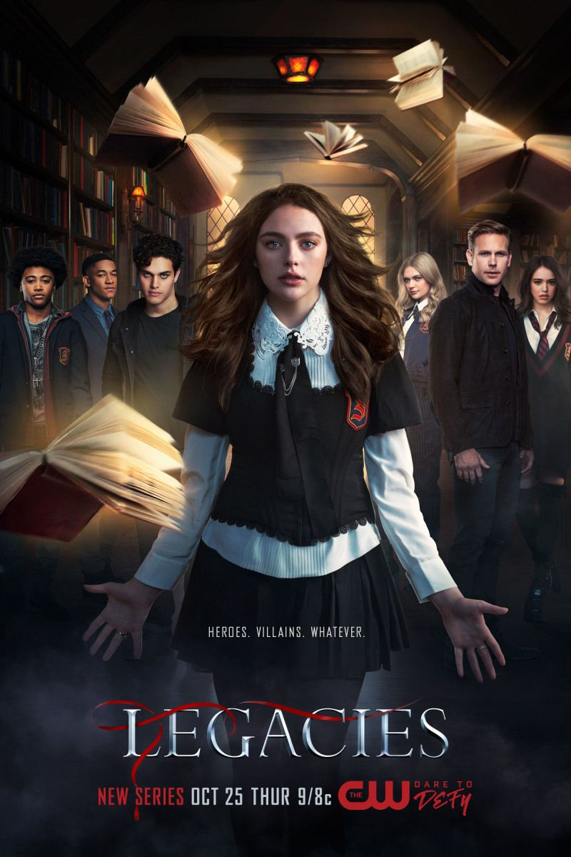 Legacies' Season 2 News, Cast, Air Date, Trailer & Spoilers - What
