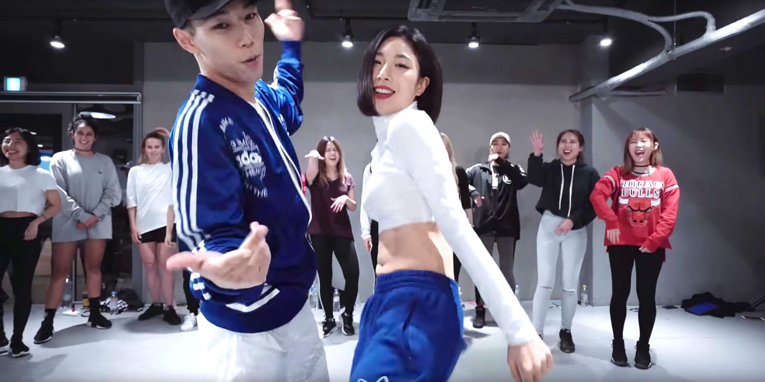 1Million Dance Studio Workshop - K-Pop Choreography