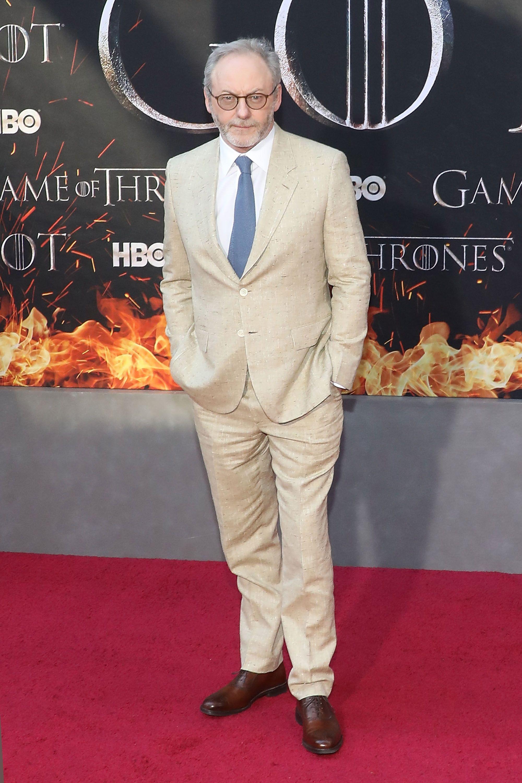 Liam Cunningham (Davos Seaworth