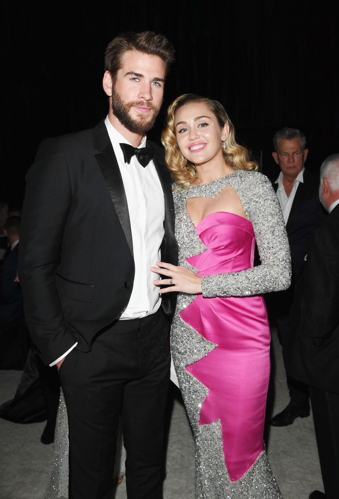 So It Looks Like Miley Cyrus and Liam Hemsworth's Families Don't Think They're Ready to Get a Divorce