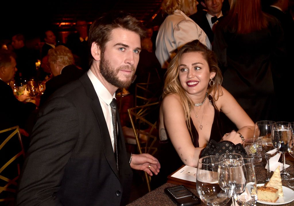 Who is dating miley cyrus right now