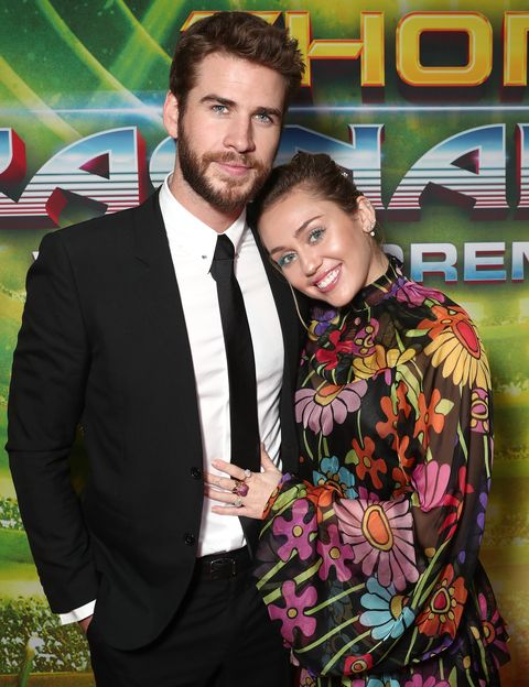 Miley Cyrus and Liam Hemsworth's Complete Relationship Timeline