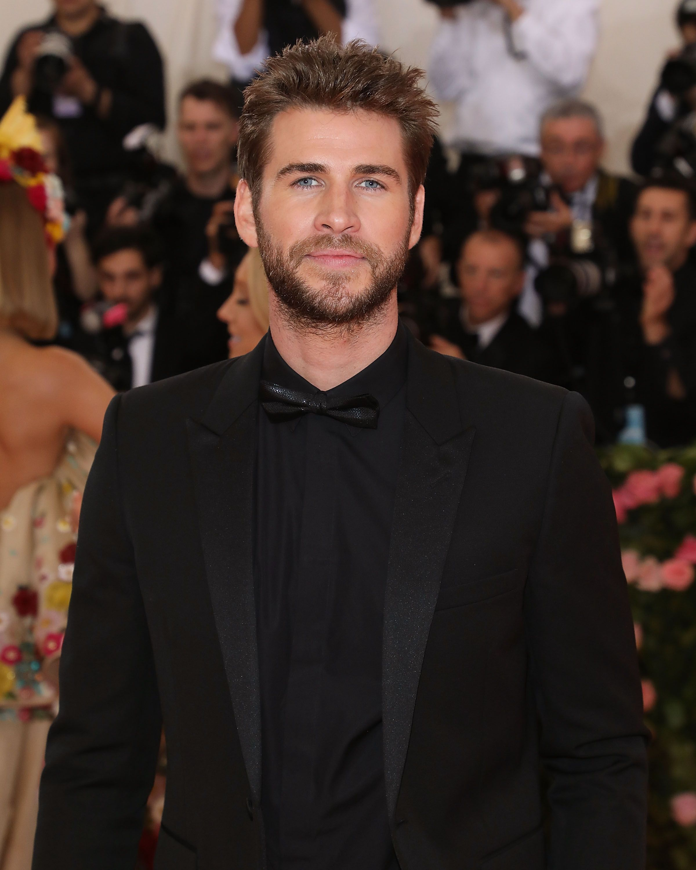 FYI, Liam Hemsworth Has Been in Australia Ever Since Miley Cyrus Announced Their Breakup