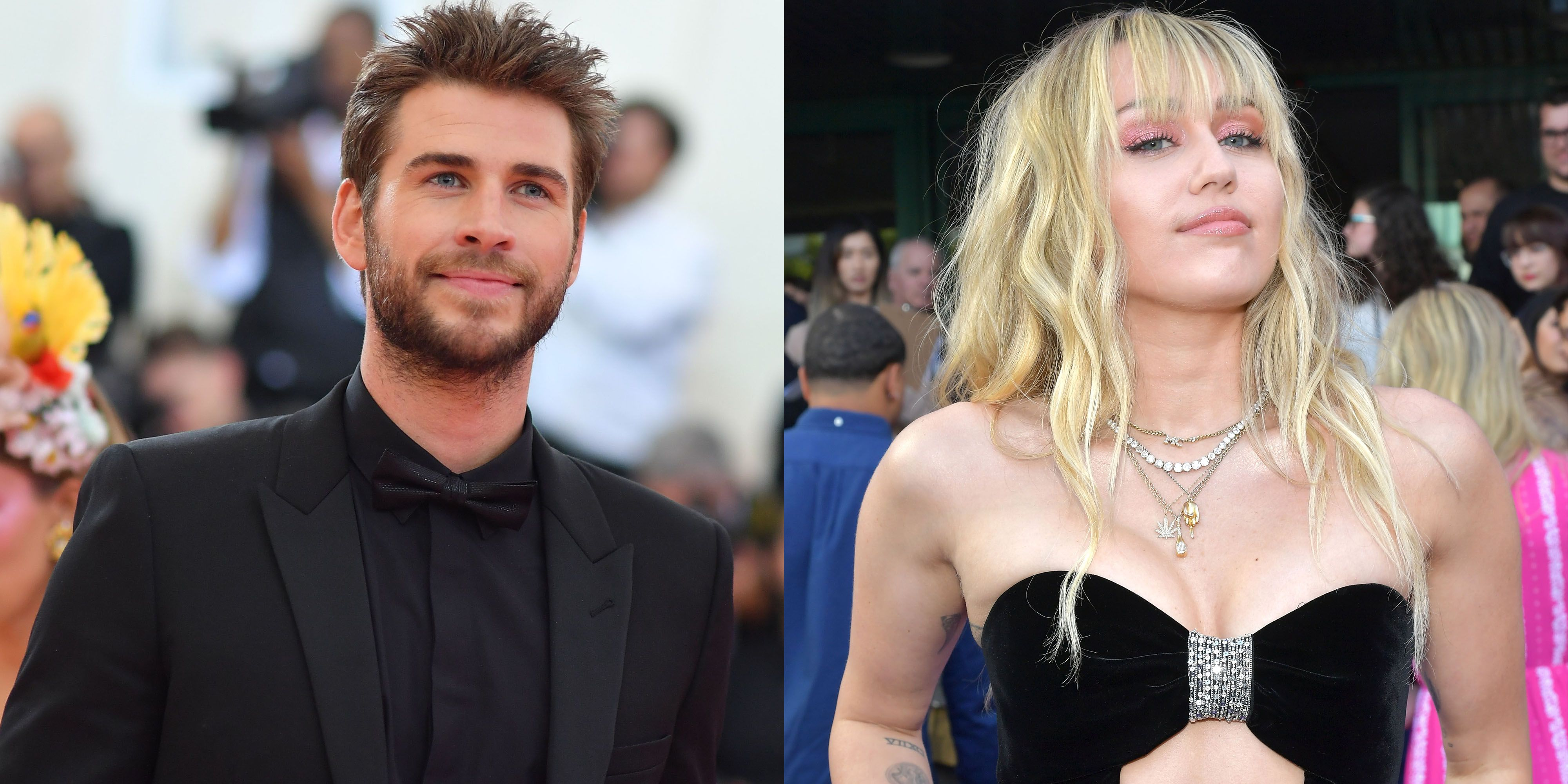 Liam Hemsworth Reportedly Isn't Concerned About Miley Cyrus and Cody Simpson's Relationship