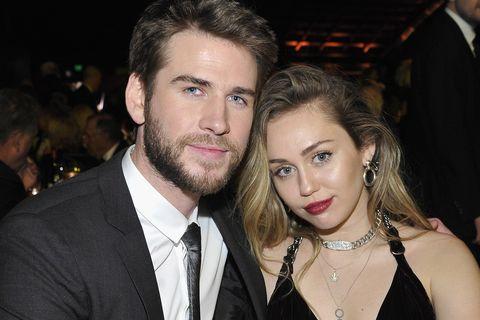 La prueba definitiva de que Miley Cyrus está enamoradísima de Liam Hemsworth