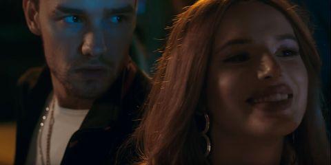 Liam Payne S Bedroom Floor Video Starring Bella Thorne Is Here But