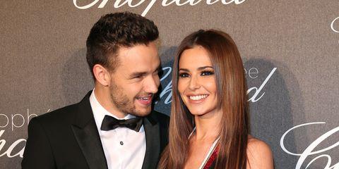 Liam Payne, Cheryl, Cannes, debut