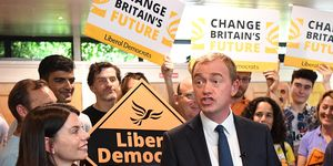 Tim Farron Liberal Democrat