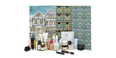 2019 net a porter beauty christmas advent calendar contents. Black Bedroom Furniture Sets. Home Design Ideas