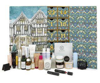 Liberty London Beauty Advent Calendar 2018 - Contents, price