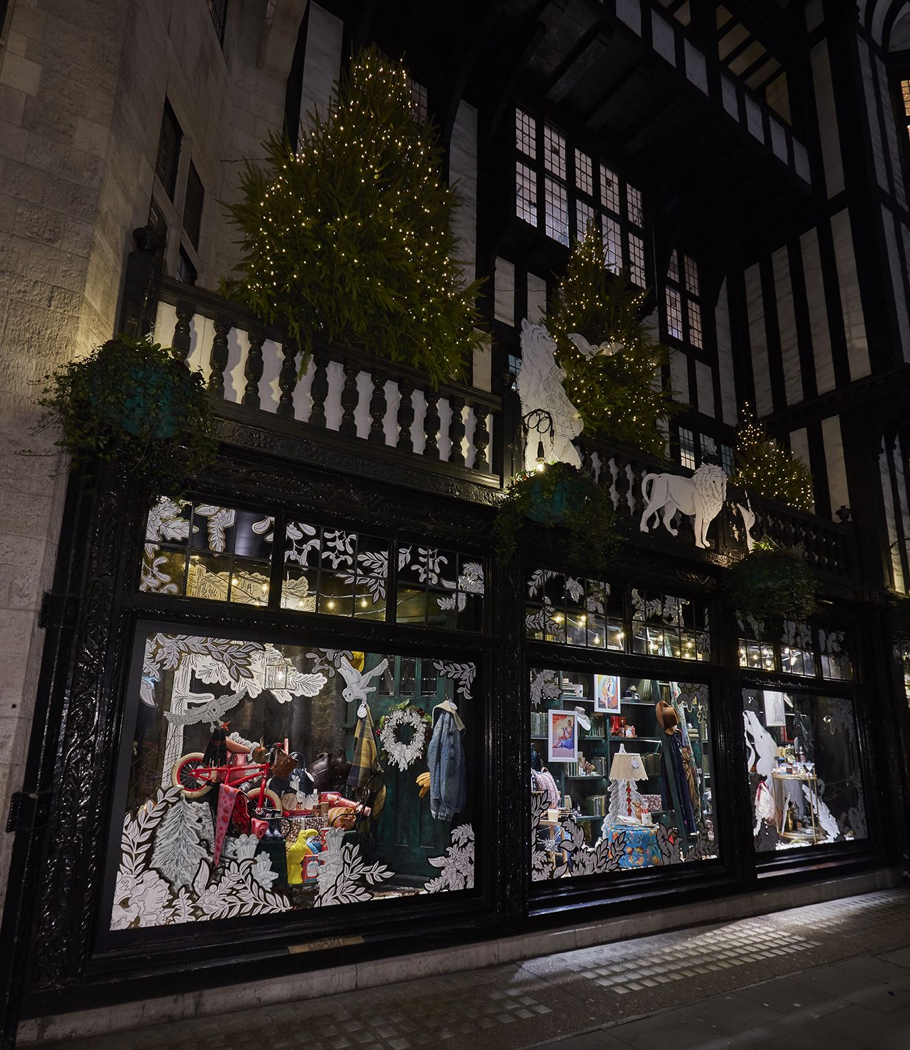 Liberty London Christmas