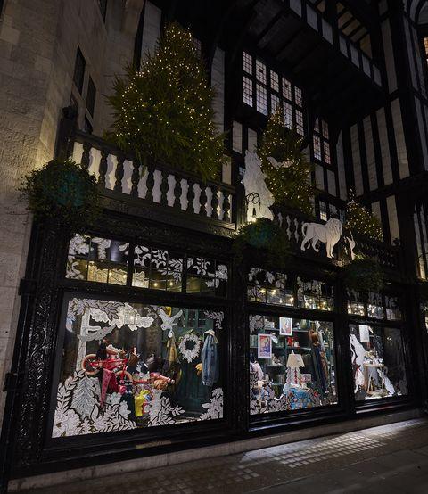 Liberty London Christmas
