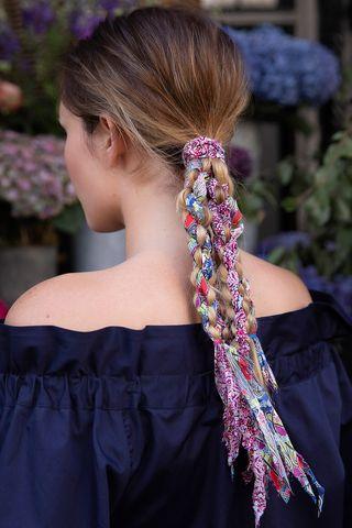 Liberty hair pinch