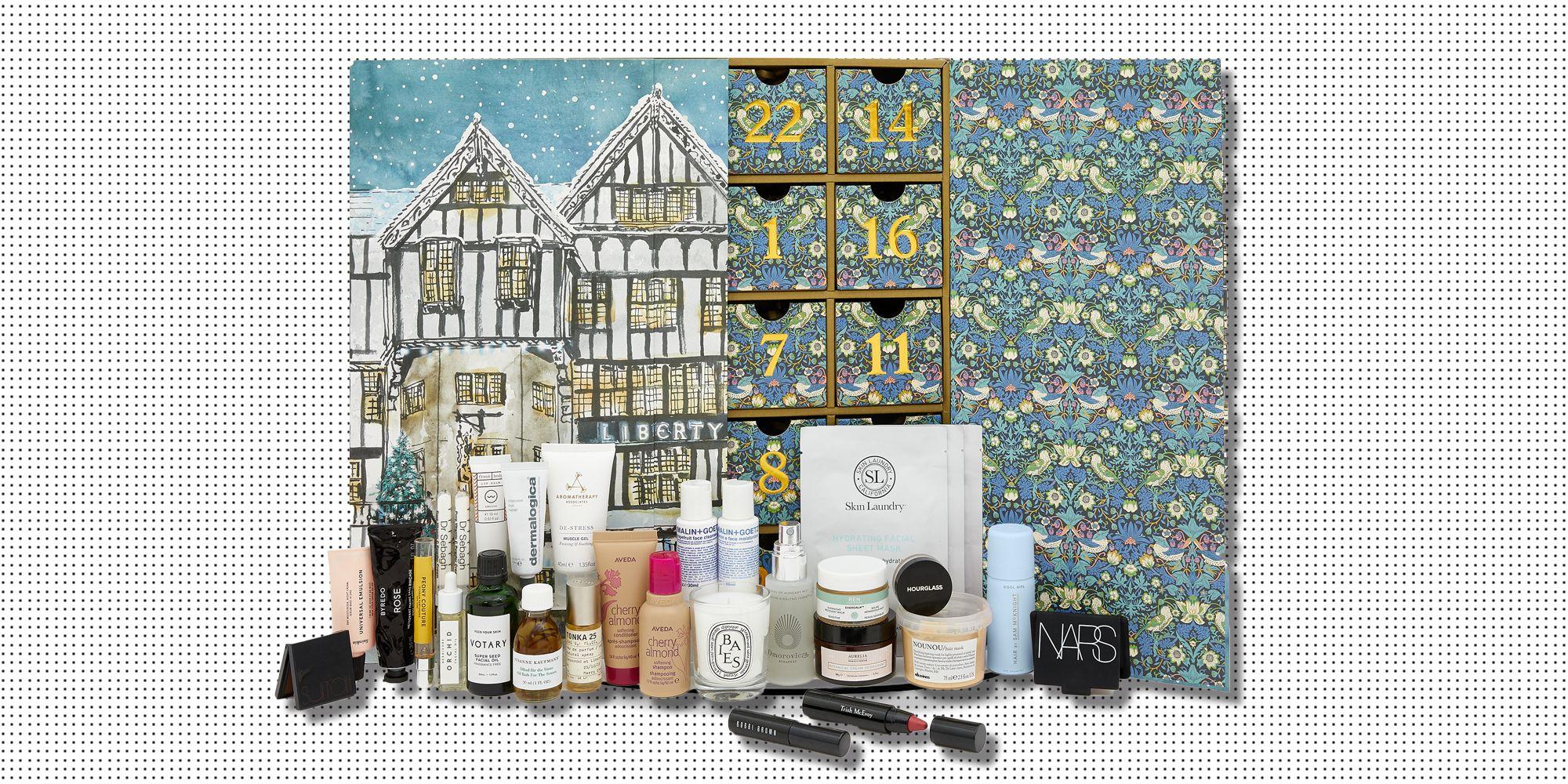 Calendrier Feelunique.Beauty Advent Calendar 2019 Best Makeup Advent Calendars