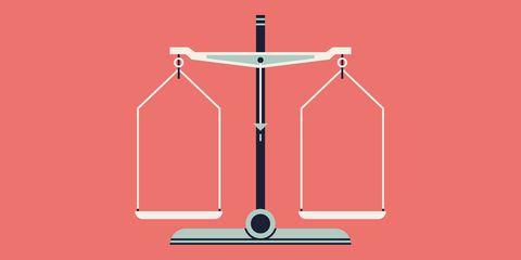 scales balanced