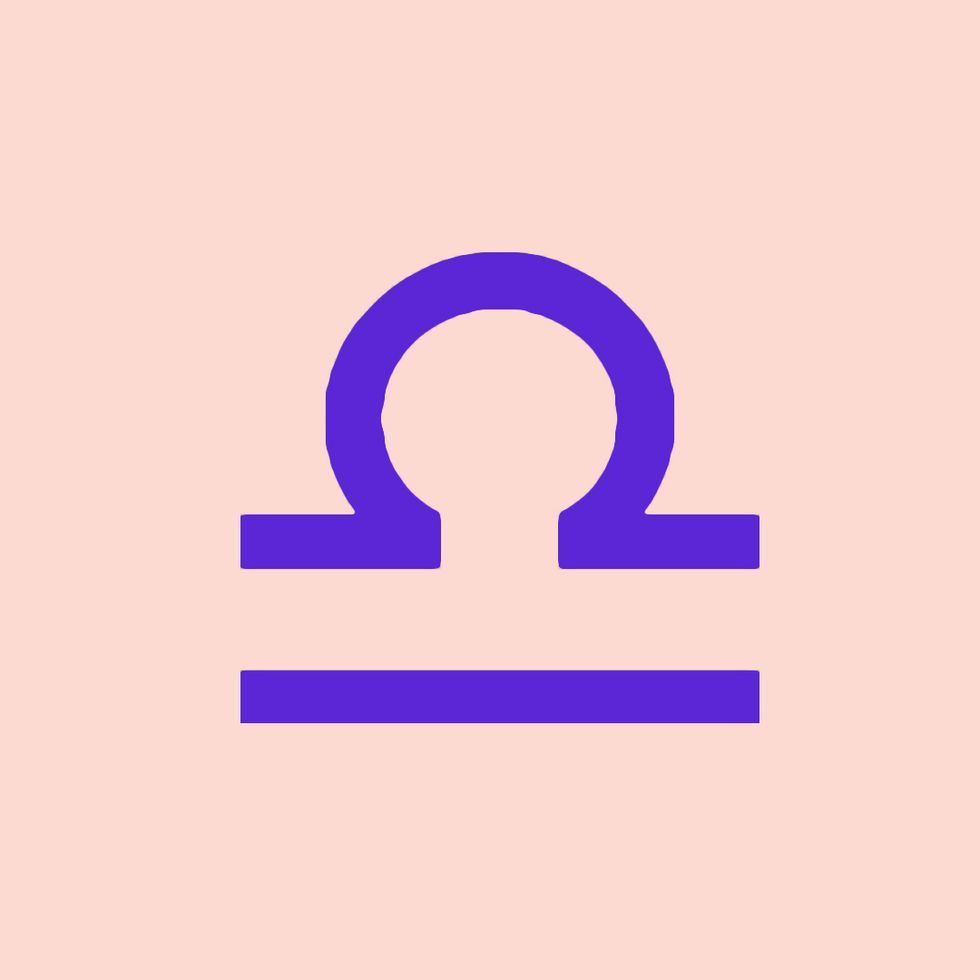 libra horoscope elle monthly