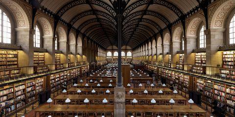 beautiful libraries