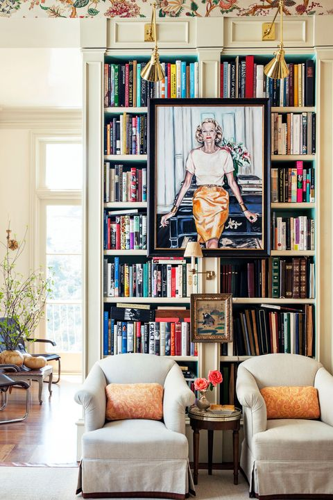 45 Home Library Design Ideas - Best Designer Libraries to Try