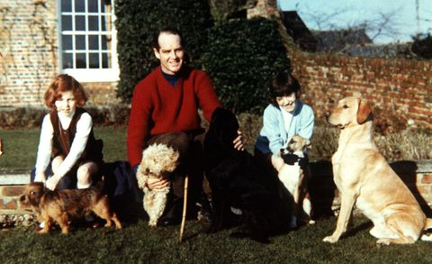 Sarah Ferguson/Family/Dogs
