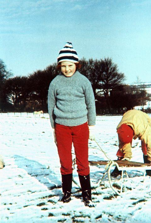 Sarah Ferguson At 10