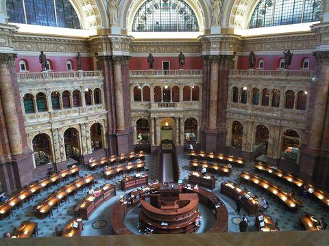アメリカ議会図書館 ワシントンdc アメリカ
