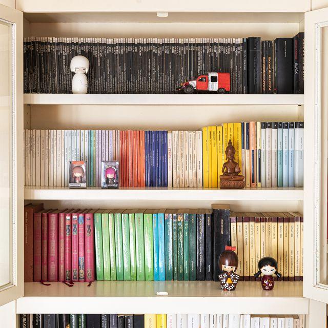 libreria di casa