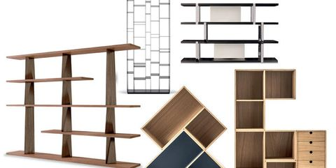 Scaffali E Mensole.Librerie Mensole E Scaffali Case Di Design