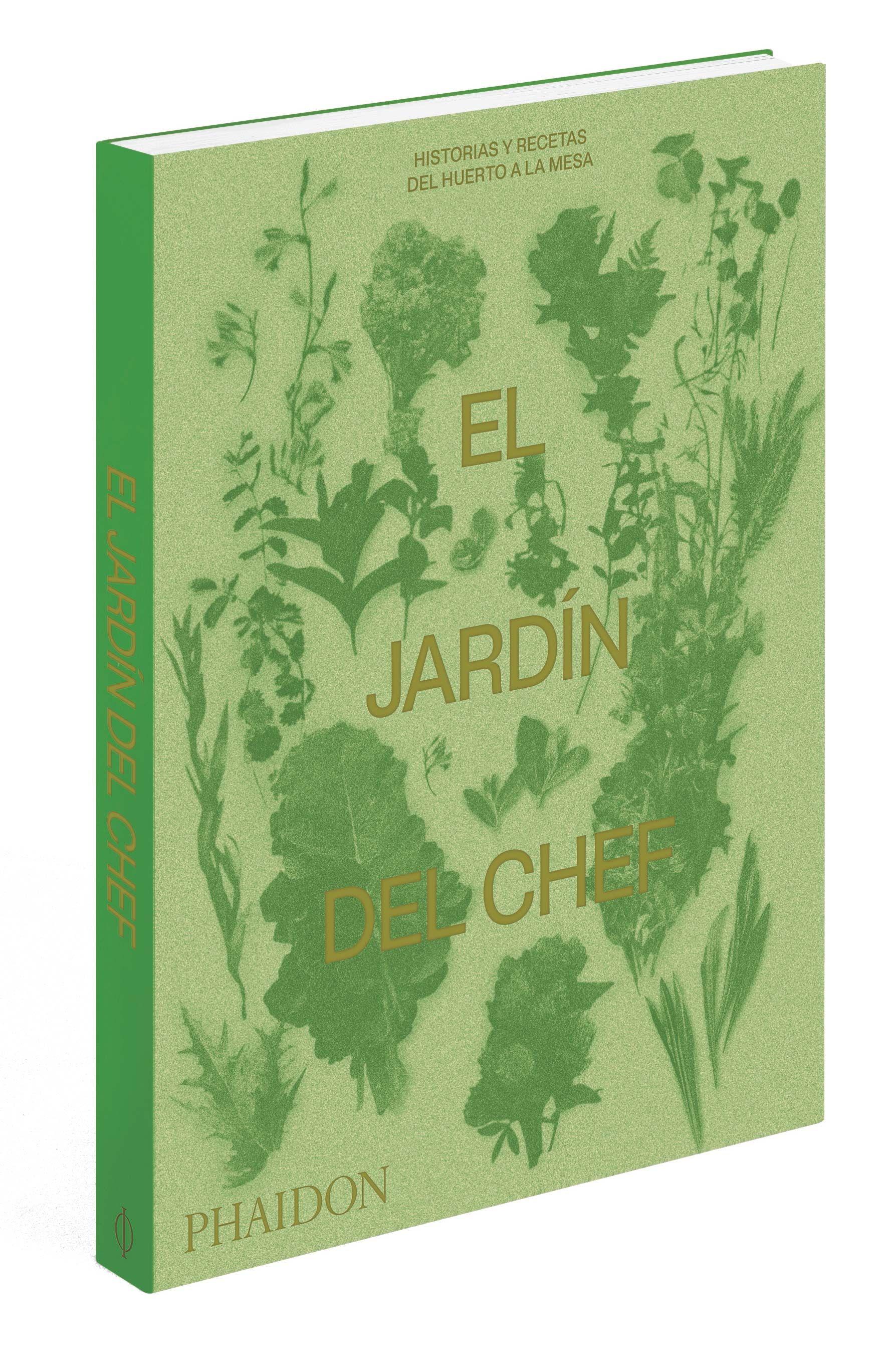 Libro de cocina: El Jardín del Chef