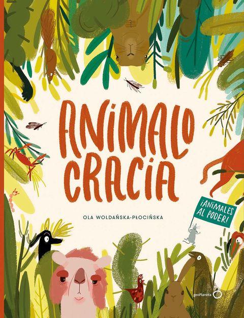 Libro de animales: Animalocracia