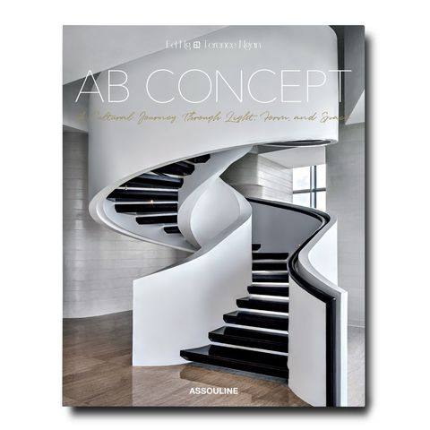 AB Concept: A Cultural Journey Through Light, Form and Space, Assouline