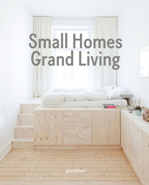 Libro decoración Small Homes Grand Living amazon