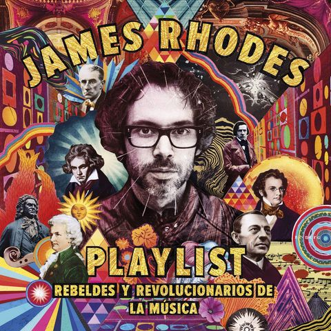 'Playlist', libro de James Rhodes