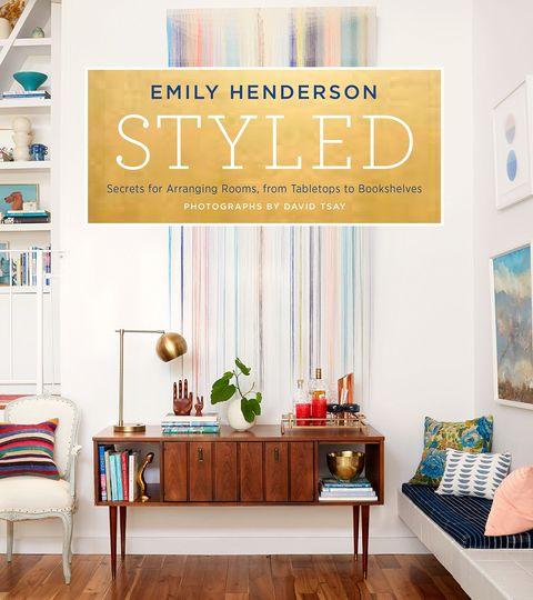 Libro Styled Emily Henderson en Amazon