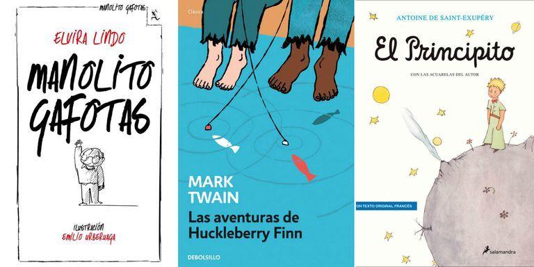 30 libros infantiles que deberías releer