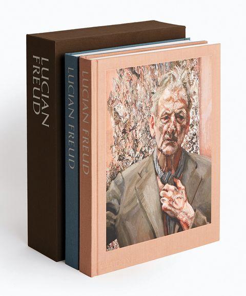 Libros sobre Lucien Freud