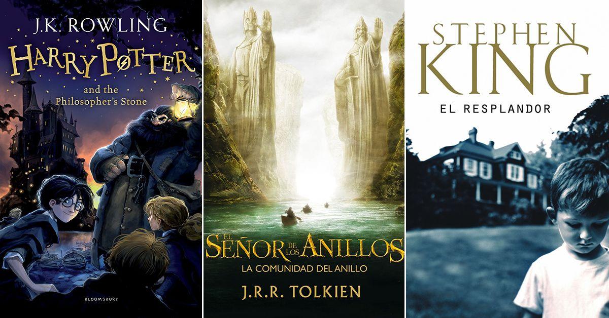 Diez libros de película
