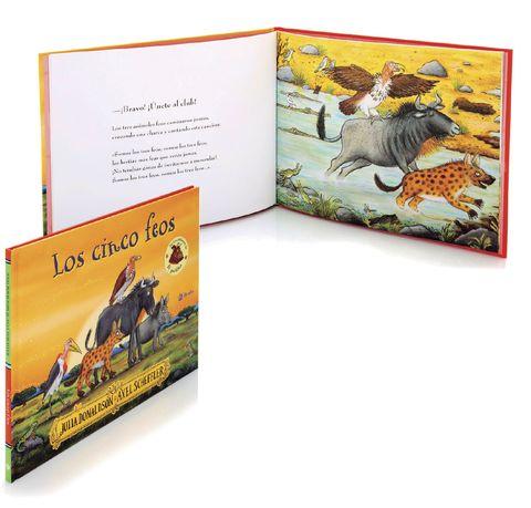 Libros para niños sobre las emociones